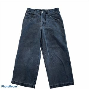 Vintage JNCO 90s jeans wide leg skater hipster 36